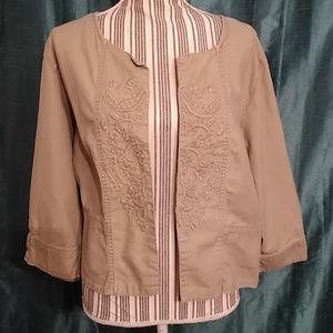 Fabulous Lane Bryant jacket